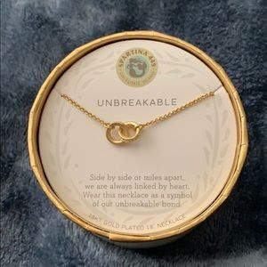 "Spartina 449, ""Unbreakable"" necklace"